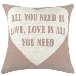 Poduszka Love is All