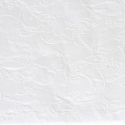 Narzuta na łóżko White Flowers 240x260