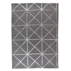 Bawełniany dywan Modern Silver 120x180