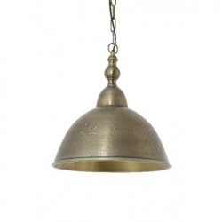 Lampa wisząca Anticue Gold