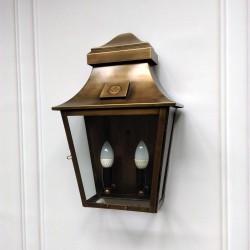 Angielska latarnia na klatkę schodową lub wejście