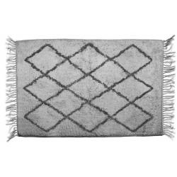 Szary dywan do salonu New York 170x240