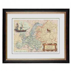 Obraz do gabinetu Europe 67X57