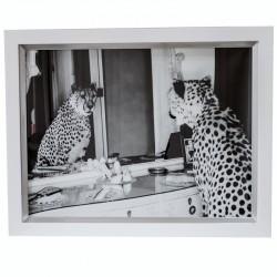 Obraz Leopard in New York Bedroom
