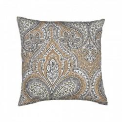 Dekoracyjna poduszka w stylu Hamptons Gold