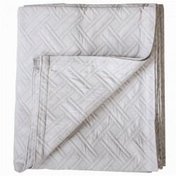 Narzuta na łóżko Modern Light Grey  240x260