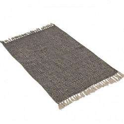 Bawełniany dywan 170x240 Silver Palmir