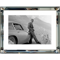 Obraz James Bond ( Aston Martin) 70x90