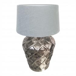 Lampa stołowa Silver Laguna