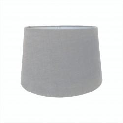 Luksusowy szary abażur lampa stołowa Ø 30 Alaska Stone