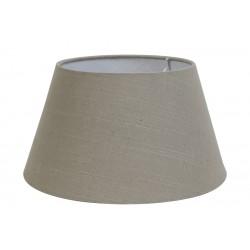 Bawełniany abażur do lampy stołowej Ø 35 Linnen L