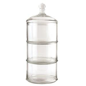 szklany słój dokuchni