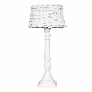 lampa wstylu shabby chic