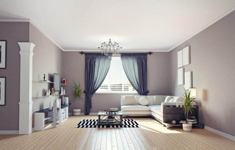 ozdobne i eleganckie zas ony do salonu blog villadecor. Black Bedroom Furniture Sets. Home Design Ideas