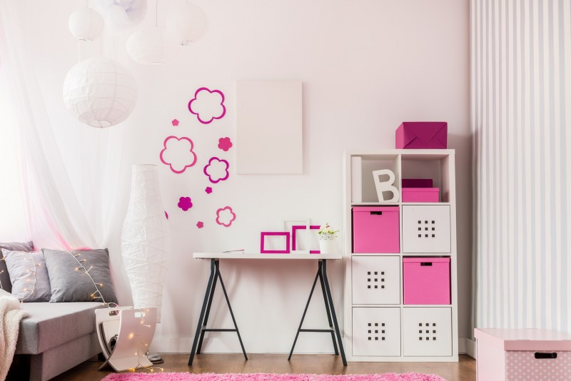 pok j dzieci cy w skandynawskim stylu blog villadecor. Black Bedroom Furniture Sets. Home Design Ideas