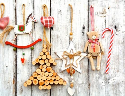 niebanalne dekoracje świąteczne