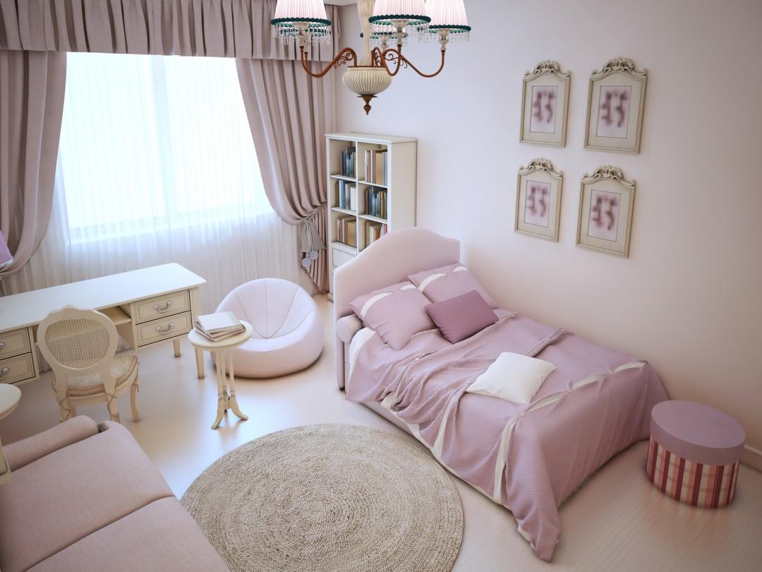urz dzamy pok j dla dziewczynki w stylu prowansalskim blog villadecor. Black Bedroom Furniture Sets. Home Design Ideas