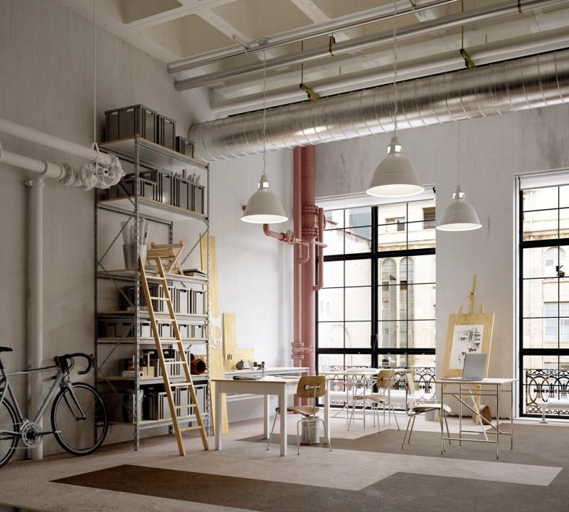 aran acja salonu w stylu loft porady i inspiracje blog