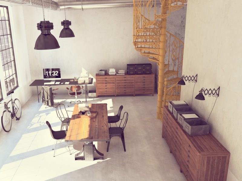 Urządzamy Mieszkanie W Stylu Loft Blog Villadecor