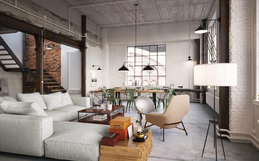 Jak Urządzić Mieszkanie W Stylu Industrialnym Poradnik