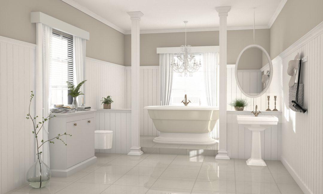 Urządzamy łazienkę w stylu angielskim. Galeria aranżacji ...