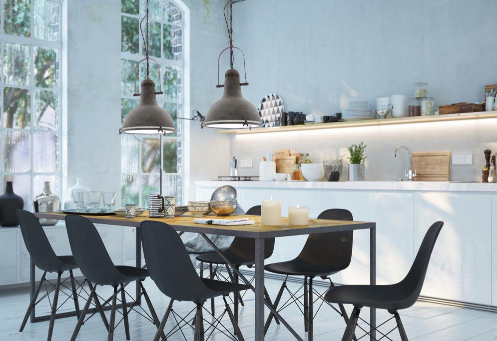 Aranzacje Oswietlenia W Kuchni Lazience I Salonie Villa Decor