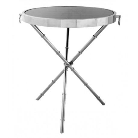 Elegancki stolik boczny do fotela lub sofy New York