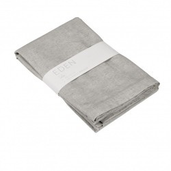 Bawełniany obrus na stół 150x250 jasny beżowy