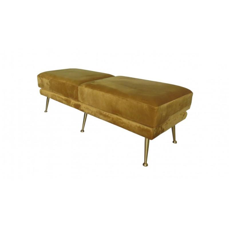 Luksusowe siedzisko do przedpokoju lub sypialni