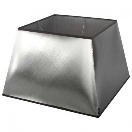 Prostokątny abażur 30 lampa stołowa modern classic