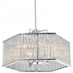 Nowoczesna Ø57 luksusowa szklana lampa nad stół