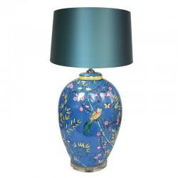 Luksusowa lampa ceramiczna w klimacie Boho/Art Deco