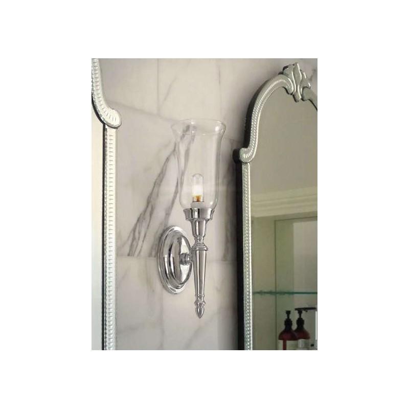 Kinkiet Glamour Oświetlenie łazienkowe