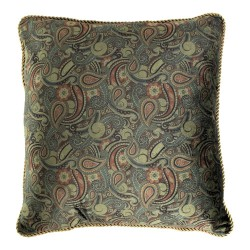 Art Deco luksusowa Poduszka ozdobna 50x50 poduszki dekoracyjne