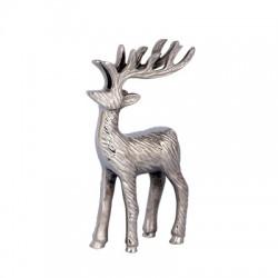 Świąteczna figurka renifera ekskluzywne dodatki do domu