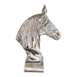 Figurka konia popiersie konia luksusowe dekoracje do domu
