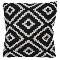 Poduszka dekoracyjna do sypialni New York Modern Classic