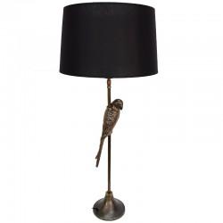 Lampa stołowa w klimacie Art Deco lampy na komdę