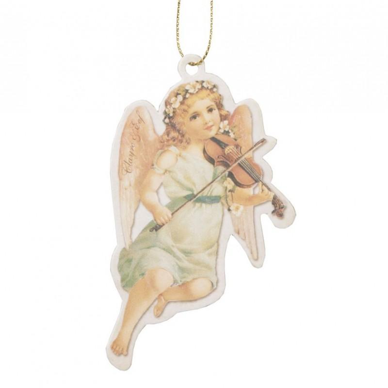 Komplet 6 aniołków na choinkę