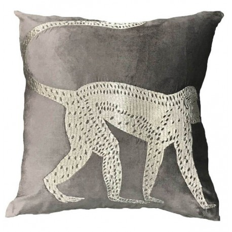 Luksusowa poduszka 50X50 do salonu w stylu Urbat Etno