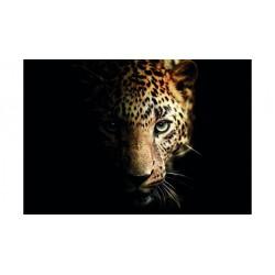 Luksusowy obraz 80X120 do salonu nad sofę Urban Etno lew