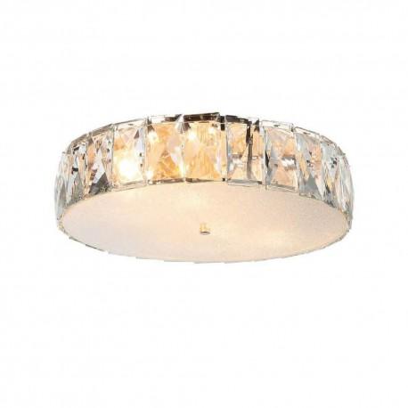 Art Deco Glamour kryształowa złota lampa wisząca nad stół do sypialni