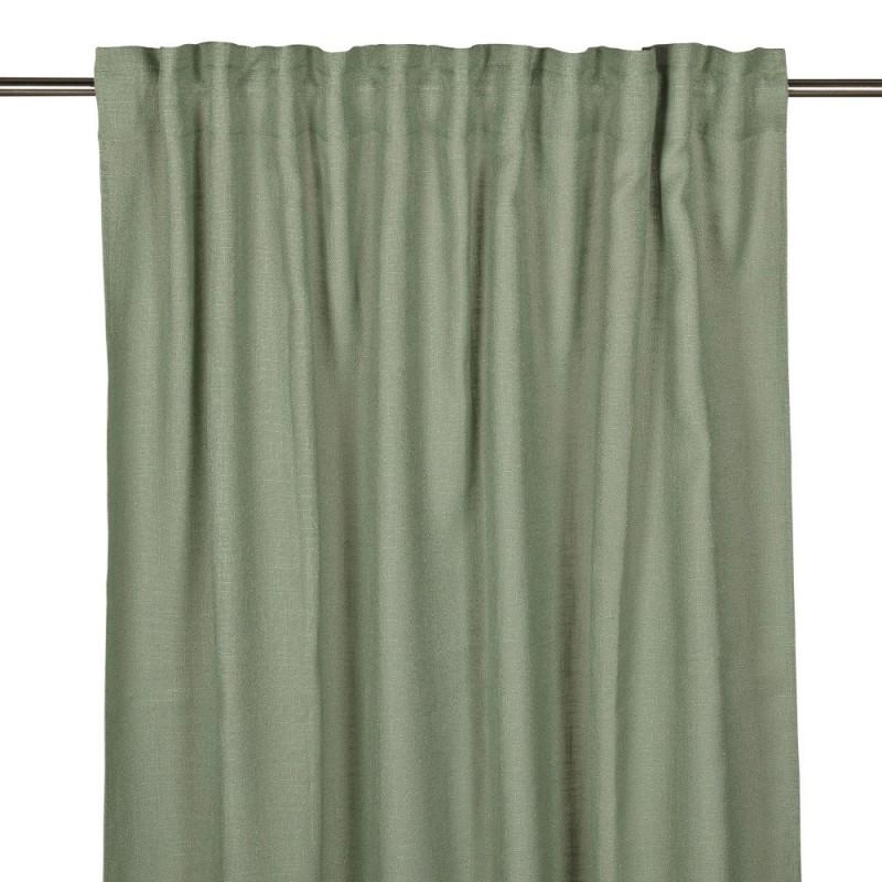 Art Deco 130x280 zielona  zasłona do salonu sypialni