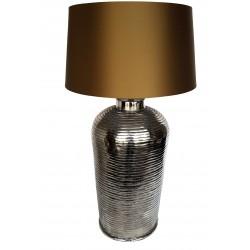 Duża lampa stołowa do salonu Boho Hamptons