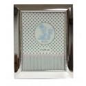Hampton srebrna ramka 24x20 na zdjecie do sypialni salonu