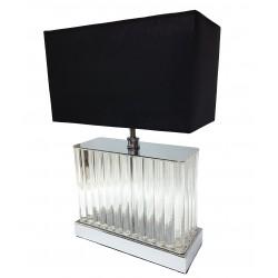 Lampa podłogowa w stylu glamour HollYwood