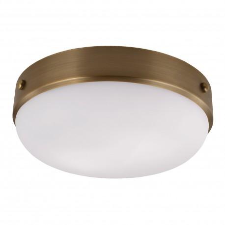 Elegancki nowoczesny plafon złoty sufitowy Ø 30