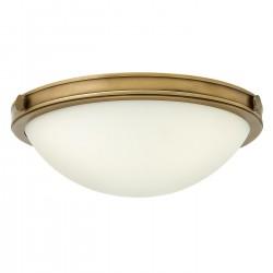 Elegancki stylowy plafon złoty sufitowy Ø 35