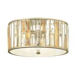 Elegancki plafon kryształowy sufitowy glamour