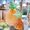 Boho dekoracje szklana dekoracja ananas